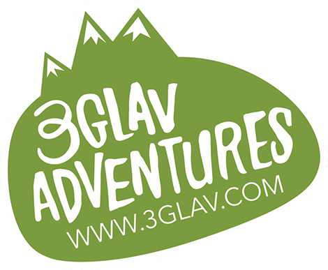3glav Adventures green logo
