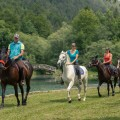 Horse riding tour Slovenia
