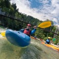 Kayaking tour sava river bled