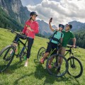 Mountain bike tour, Slovenia, Radovna valley