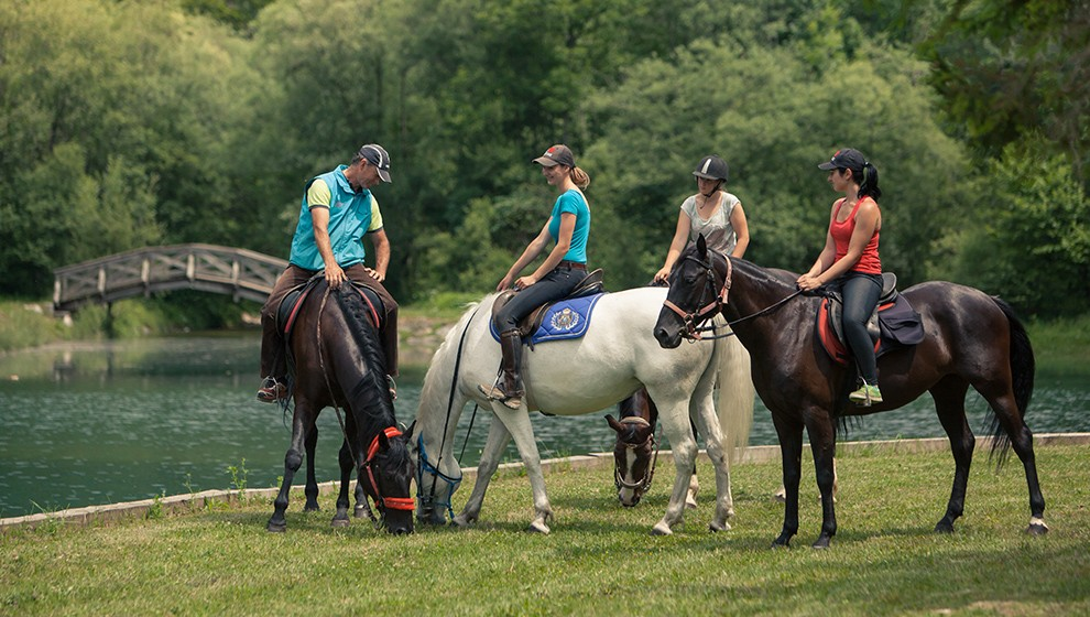 Horseback riding trip with 3glav Adventures, Bled, Slovenia