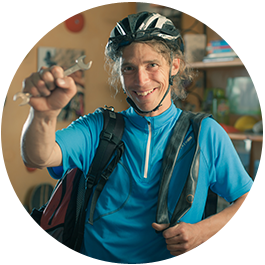 Aljosa Mountain Bike trips