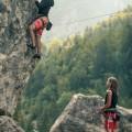 boulder climbing, slovenia, bled