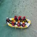 Soca river rafting Slovenia Bled